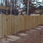 Scallop Fences